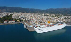 Σπίρτζης: Τέλος του 2019 η δημοπράτηση των έργων στο Λιμάνι Καλαμάτας