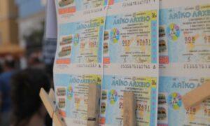 Λαϊκό Λαχείο: Μοίρασε περισσότερα από 6.500.000 ευρώ τον Ιανουάριο