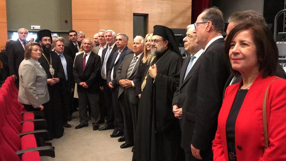O Πρόεδρος της Δημοκρατίας εγκαινίασε το Μέγαρο Χορού Καλαμάτας