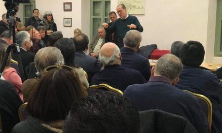 """Νίκας από Κορώνη: """"Η Μεσσηνία κι όλη η Πελοπόννησος πρέπει να αλλάξουν σελίδα"""