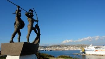 Σαλαμίνα-Μονή Φανερωμένης- Γύρος νησιού – Trigilidas