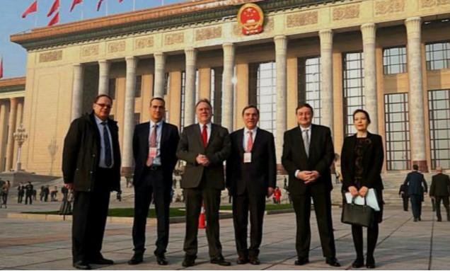 Γ. Κατρούγκαλος: Νέα εποχή στις ελληνο-κινεζικές σχέσεις