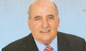 Απεβίωσε ο τ.Δήμαρχος Παπαφλέσσα Περικλής Ψώνης