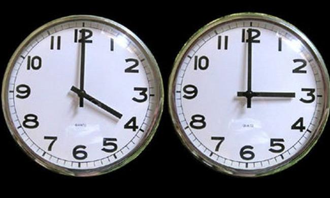 Αλλαγή ώρας: Πότε γυρίζουμε τους δείκτες των ρολογιών μια ώρα μπροστά