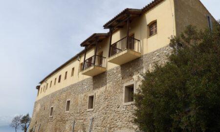 Μονή Βελανιδιάς: Εγκαινιάζεται το Λαογραφικό Μουσείο και το κελί του Παπαφλέσσα