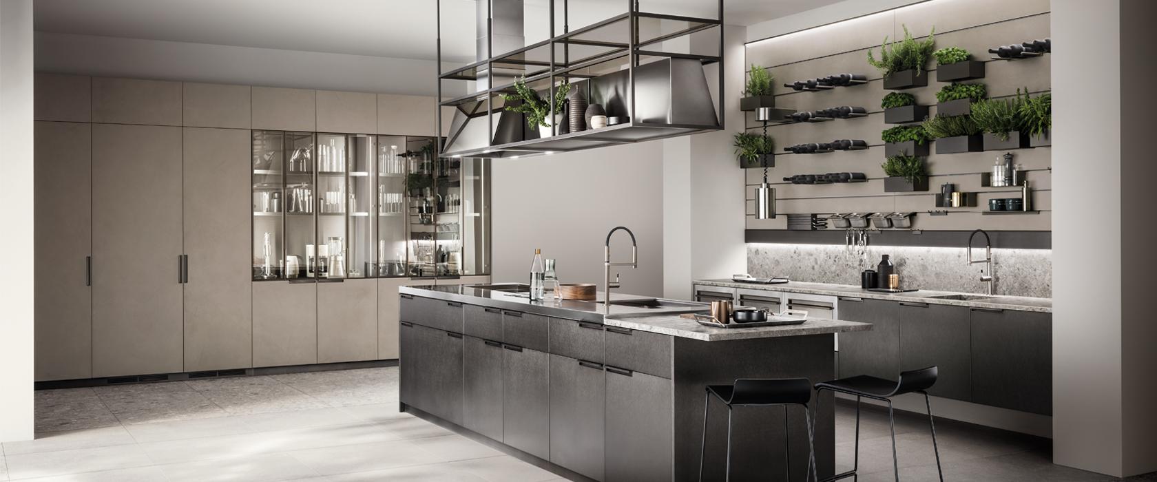 SCAVOLINI: Αυτό είναι το νέο μοντέλο κουζίνας MIA by Carlo Cracco