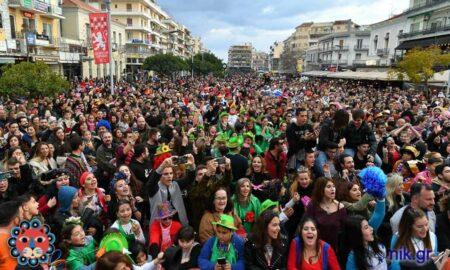 7ο Καλαματιανό Καρναβάλι: Κορυφώνονται οι εκδηλώσεις