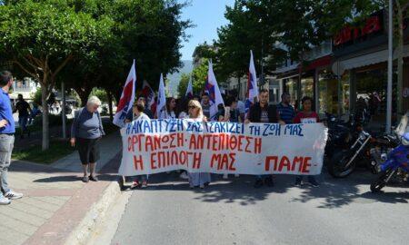 ΠΑΜΕ Μεσσηνίας: Τι απαντά στις δηλώσεις Τσώνη