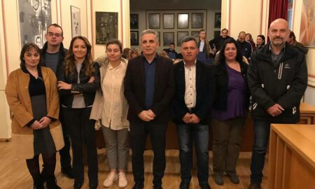 Ανοιχτός Δήμος: 7 νέους υποψήφιους ανακοίνωσε ο Μάκαρης