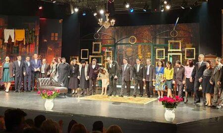 Θεατρική Διαδρομή: Αυλαία ρίχνει αύριο Κυριακή η «Φιλουμένα Μαρτουράνο»