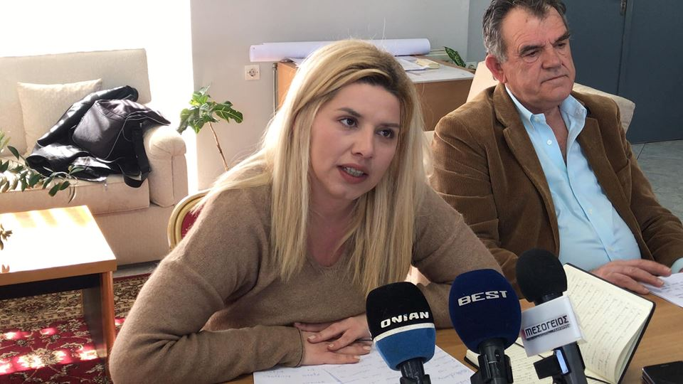 """Τσώνης: Δεν έχουμε πάρει καμία μελέτη για """"Καλαμάτα-Ριζόμυλος"""". Ζητάω σοβαρότητα από όλους!"""