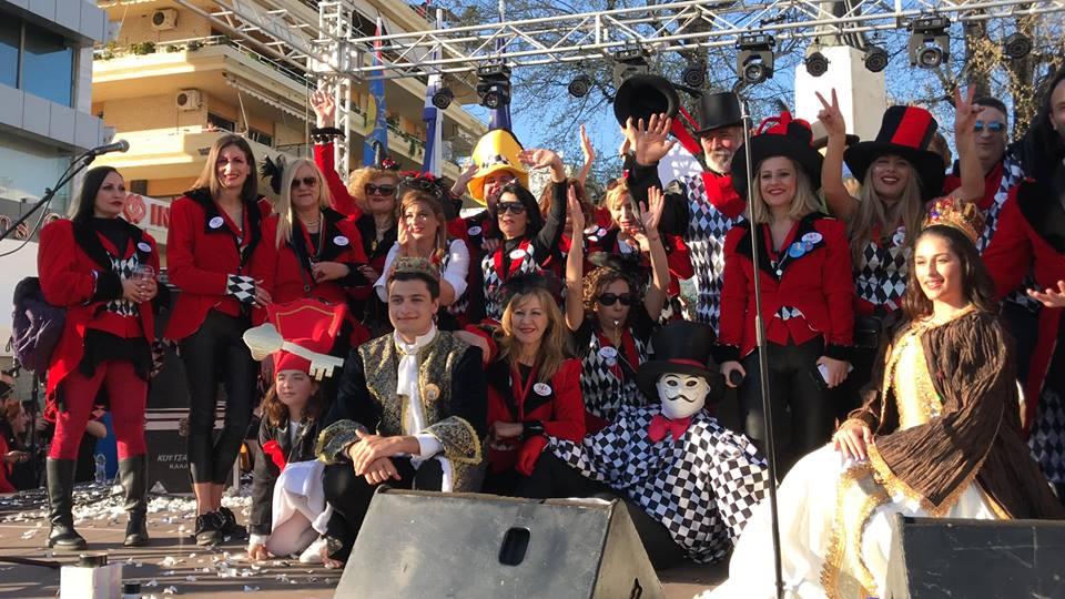 7ο Καλαματιανό Καρναβάλι: Εντυπωσιακό φινάλε μπροστά σε χιλιάδες επισκέπτες!