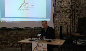 """Κοσμόπουλος: """"Ονειρευόμαστε μια πόλη ανοιχτή, εξωστρεφή, χωρίς αποκλεισμούς"""""""