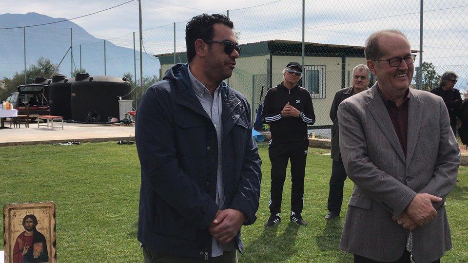 """ΠΣ Η ΚΑΛΑΜΑΤΑ: Δικό της Προπονητήριο έχει από σήμερα η """"Μαύρη Θύελλα"""""""