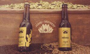 NEMA: Η φρέσκια μανιάτικη αφιλτράριστη και απαστερίωτη μπύρα τώρα και…ξανθιά!