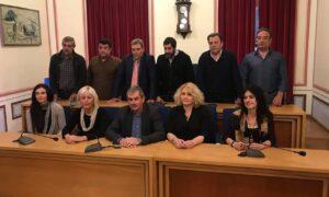 Πετράκος: Παρουσίασε τους 12 πρώτους υποψήφιους περιφερειακούς συμβούλους στη Μεσσηνία