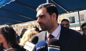 Κωνσταντινέας: Έχουμε επενδύσει στους πολίτες