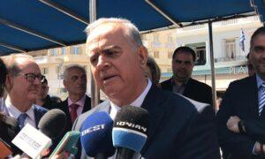 Λαμπρόπουλος: Πρέπει να είμαστε ενωμένοι, αποφασισμένοι και προετοιμασμένοι