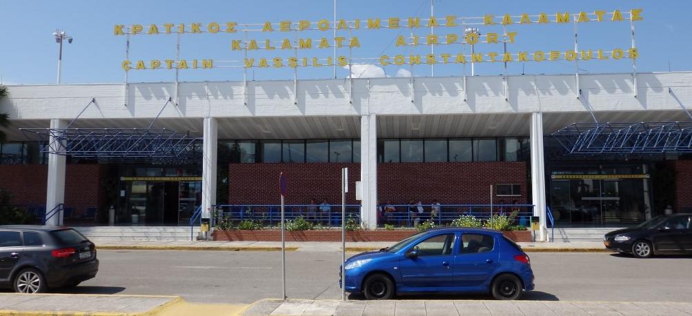 Σύνδεση Αεροδρομίου Καλαμάτας με Κυπαρισσία καθημερινά από 1η Ιουλίου
