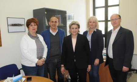 Αλειφέρη: Προτάσεις για συνεργασία Δήμου Καλαμάτας με Πανεπιστήμιο Πελοποννήσου