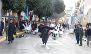 Με Παυλόπουλο και Πετρόπουλο ο εορτασμός της 23ης Μαρτίου