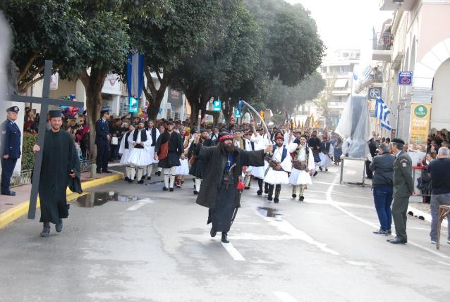 Επέτειος απελευθέρωσης της Καλαμάτας στις 23 Μαρτίου: Όλο το πρόγραμμα