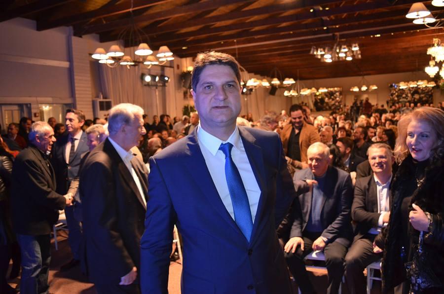 Νέους υποψήφιους του συνδυασμού του παρουσιάζει σήμερα ο Αθανασόπουλος