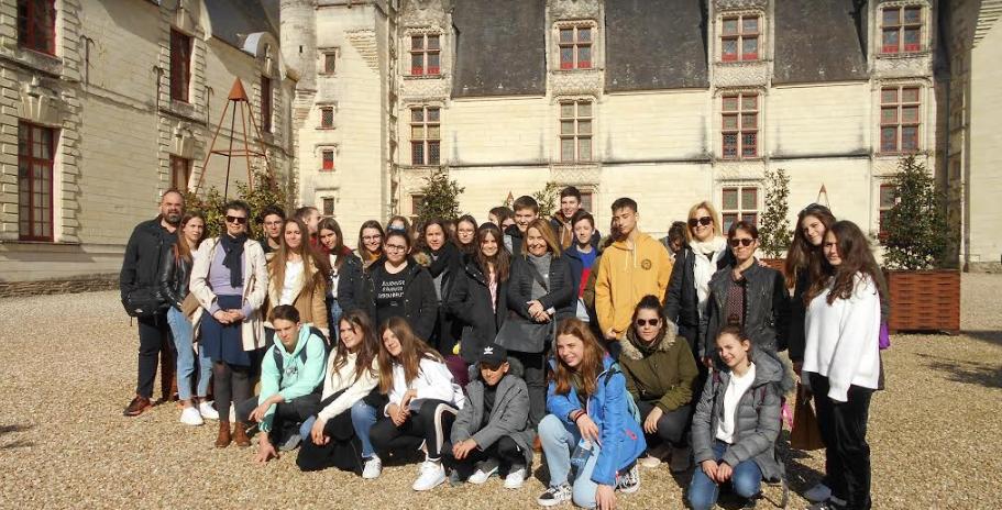 Τα Εκπαιδευτήρια Μπουγά στη Γαλλία!