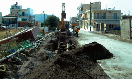 Δήμος Μεσσήνης: Προκήρυξε διαγωνισμό για την κατασκευή δικτύου ομβρίων