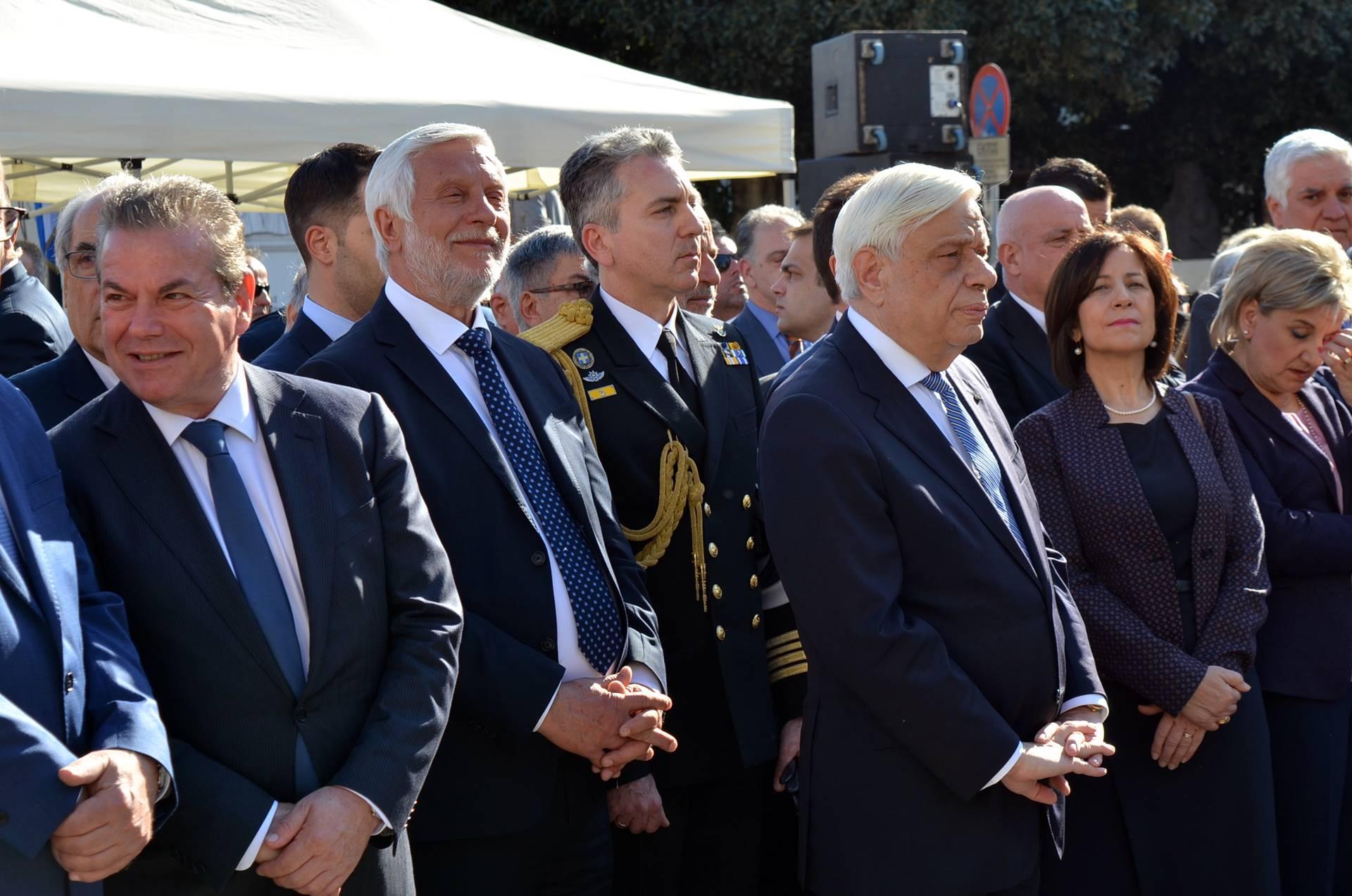 Μήνυμα του Προέδρου της Δημοκρατίας για την Εθνική Εορτή της 25ης Μαρτίου