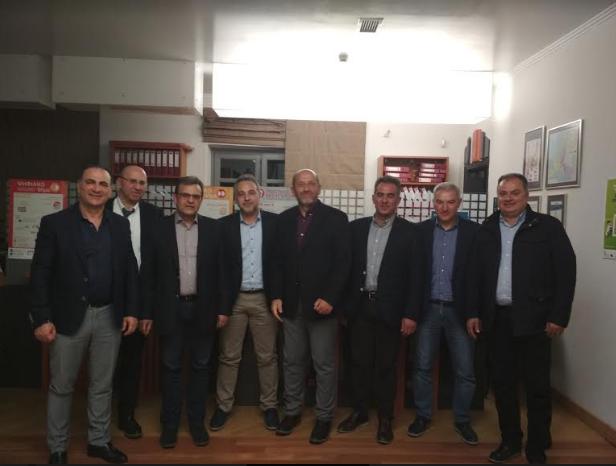 Περιφερειακό Επιμελητηριακό Συμβούλιο Πελοποννήσου: Πρόεδρος ο Βαγγέλης Ξυγκώρος
