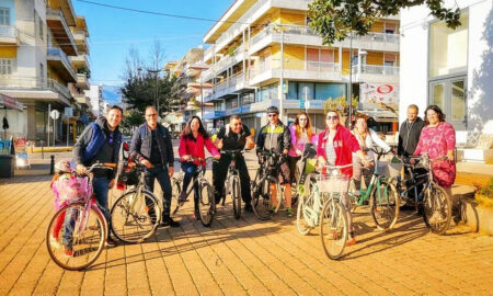 Kαλαμάτα Τόπος Ζωής: Μια βόλτα με το ποδήλατο στην Καλαμάτα