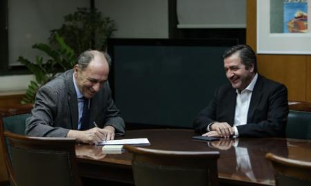"""""""Έπεσαν"""" οι υπογραφές για το Κέντρο Αποτέφρωσης Νεκρών στον Δήμο Αθηναίων"""
