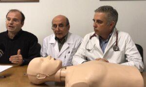 Νοσοκομείο Καλαμάτας: Σεμινάρια Καρδιοαναπνευστικής αναζωογόνησης για όλους!