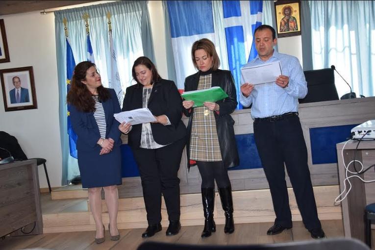 Με επιτυχία ο Μαραθώνιος ανάγνωσης για τη Γαλλοφωνία στον Δήμο Πύλου Νέστορος