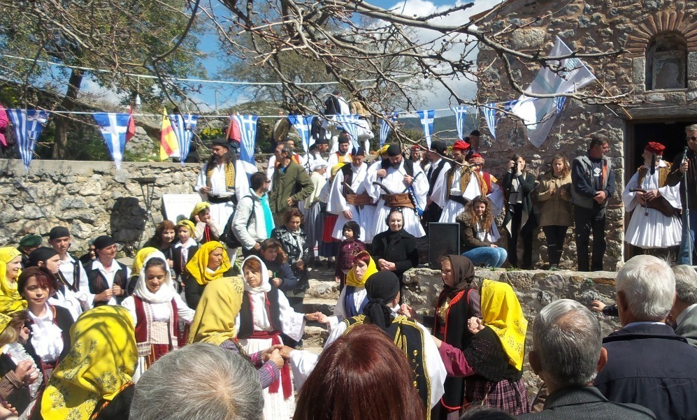 Εκδηλώσεις για το 1821 σε Μαρδάκι και Ελαιοχώρι