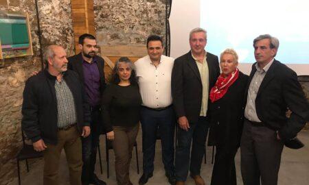 Οικονομάκου: Παρουσίασε 7 ακόμα υποψήφιους συμβούλους-Ανοιχτό κάλεσμα για δημόσιο διάλογο