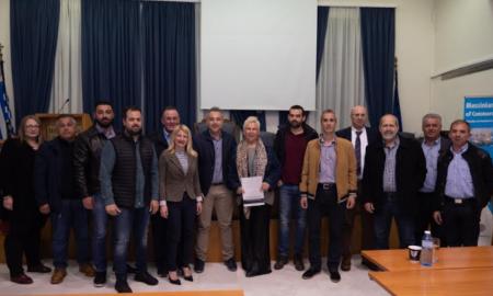 """""""Καλαμάτα Ξεκινάμε"""": Δέσμευση για περαιτέρω συνεργασία του Δήμου με το Επιμελητήριο Μεσσηνίας"""