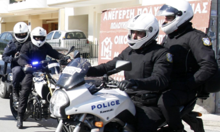 35 συλλήψεις σε μια μέρα στη Μεσσηνία