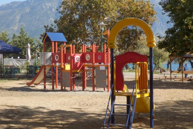 Παιδικές Χαρές: Δύο νέες κατασκευάζονται και 24 αναβαθμίζονται στον Δήμο Καλαμάτας