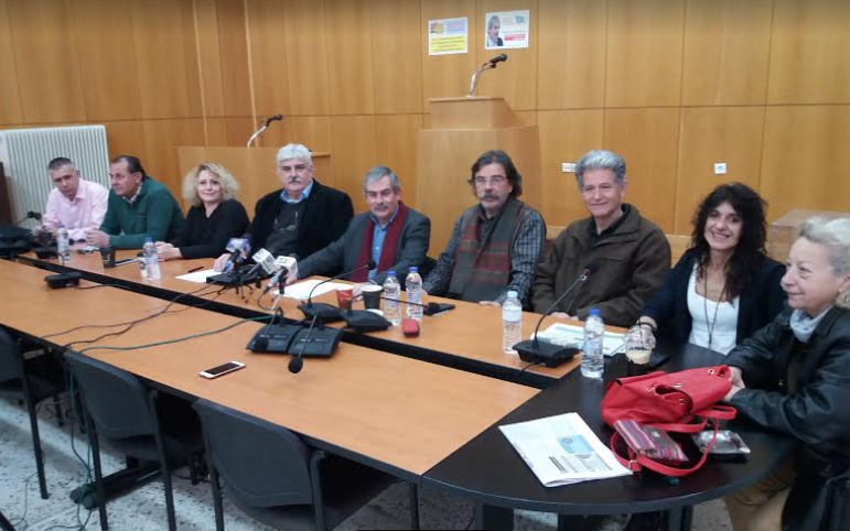 Πετράκος: Τους πρώτους υποψήφιους του συνδυασμού του παρουσιάζει αύριο στην Καλαμάτα