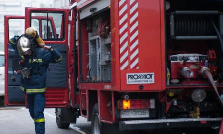 Ιδρύεται Μηχανοκίνητο Τμήμα στο Πυροσβεστικό Σώμα