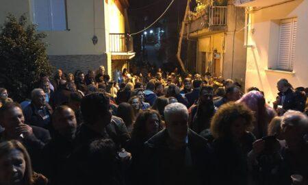 """""""Παρέλαση"""" υποψηφίων για τα αερόστατα στη Ράχη"""
