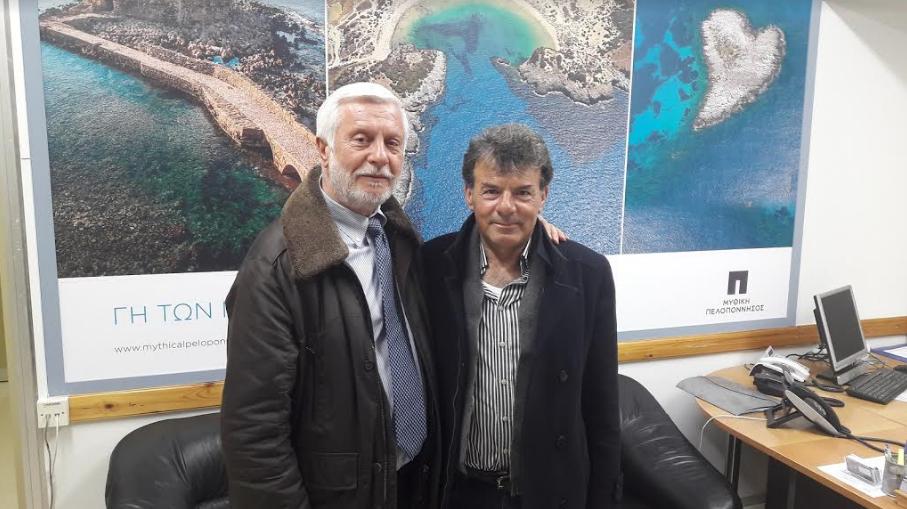 Τον Κώστα Γυφτάκη στο ψηφοδέλτιο Μεσσηνίας ανακοίνωσε ο Τατούλης