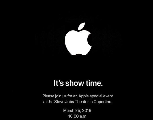 Apple: Πιθανότατα την 25η Μαρτίου ανακοινώνει νέα streaming video υπηρεσία