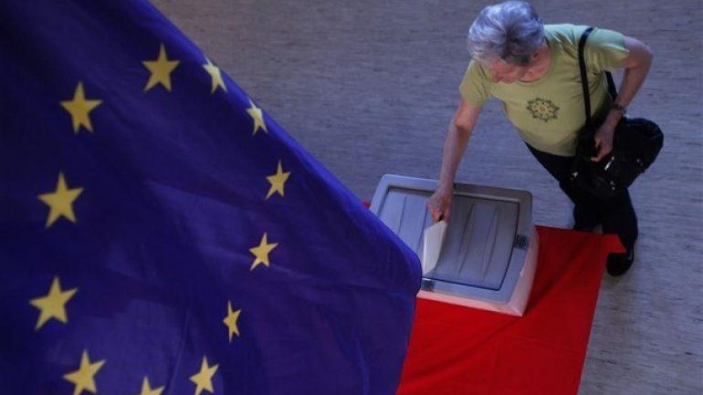 Προβάδισμα 9,2 μονάδων της Ν.Δ. στις Ευρωεκλογές