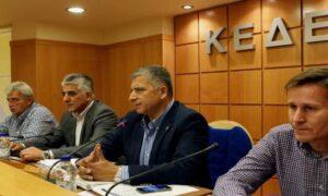 ΚΕΔΕ: Να γίνουν οι προγραμματισμένες προσλήψεις στους δήμους ακόμη και την προεκλογική περίοδο