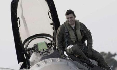 Kορυφαίος πιλότος στο ΝΑΤΟ o Βασίλης Κοντόπουλος
