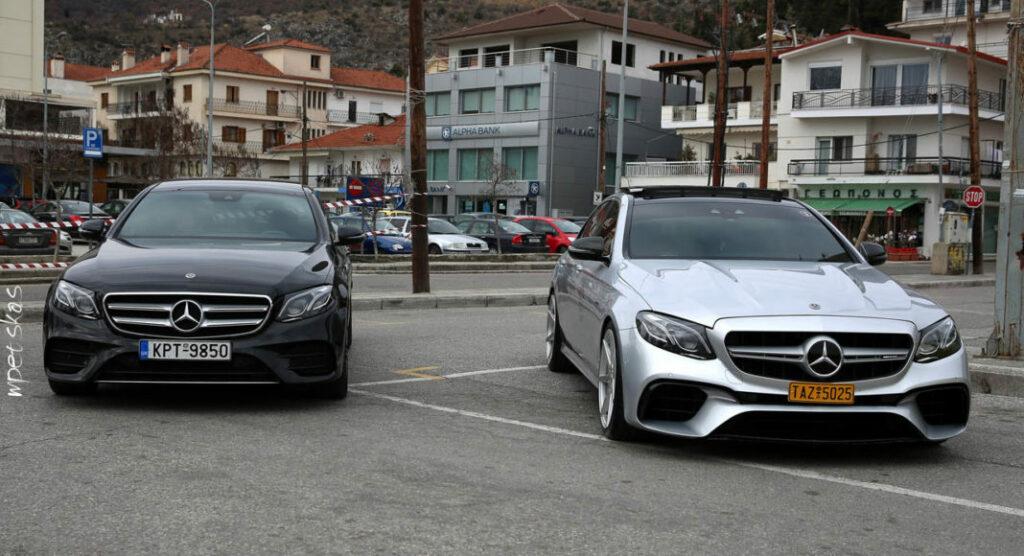 3η Πανελλήνια συνάντηση του Mercedes Taxi Club στην Καστοριά