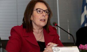 Κ. Παπανάτσιου: Εισοδηματικά κριτήρια για ένταξη στις 120 δόσεις για χρέη στην Εφορία